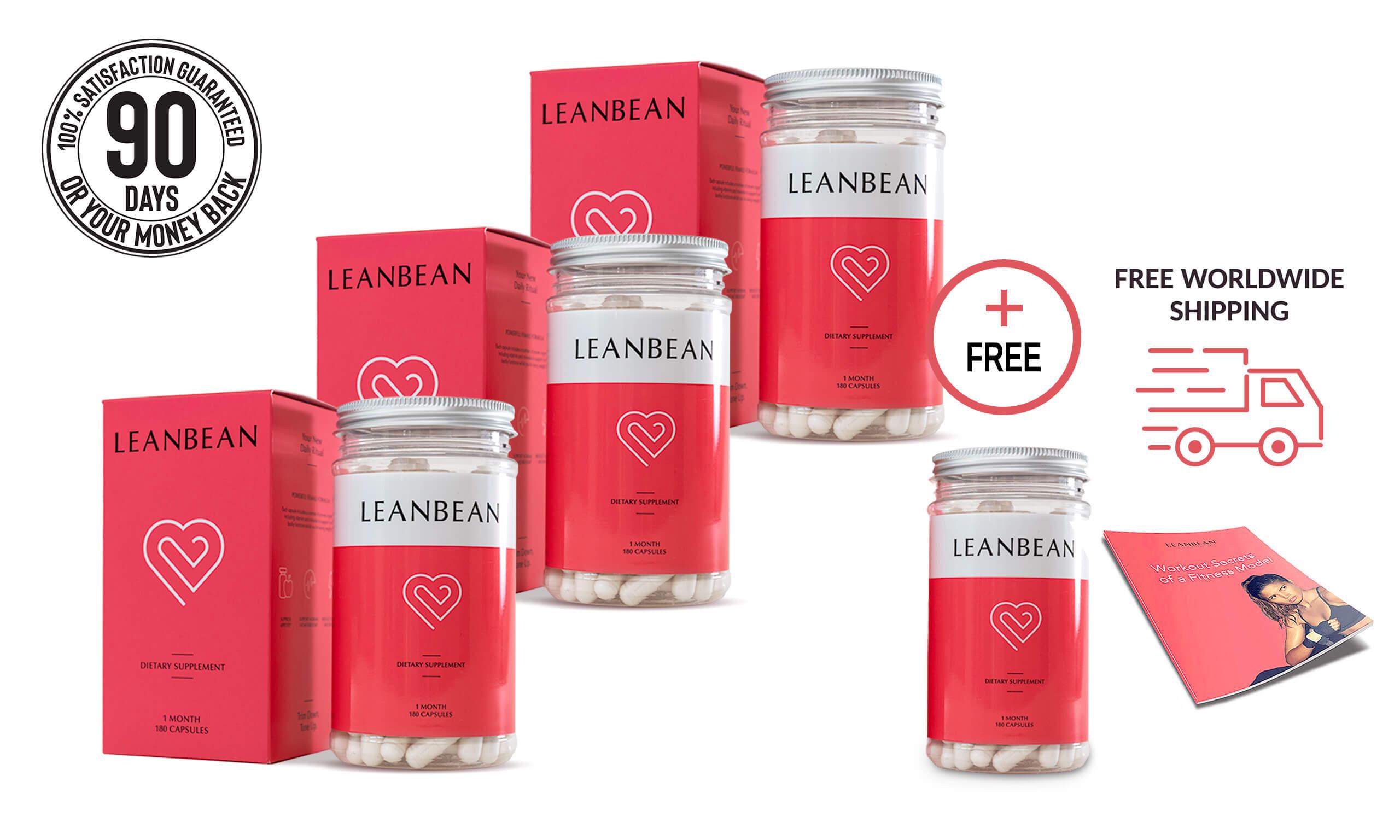 Leanbean multipack x4 bundle